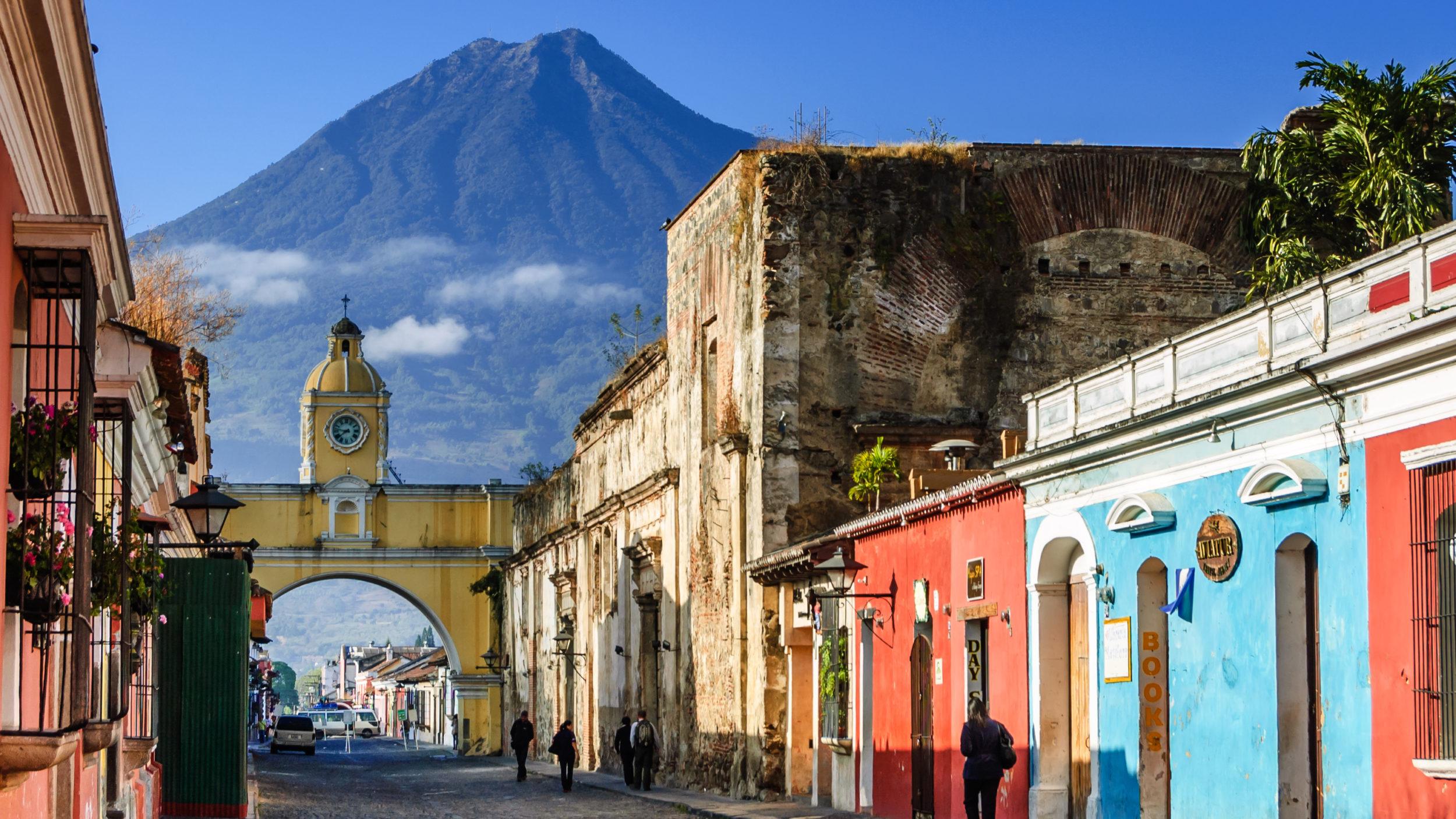 Guatemala ou La Réunion, à vous le choix !
