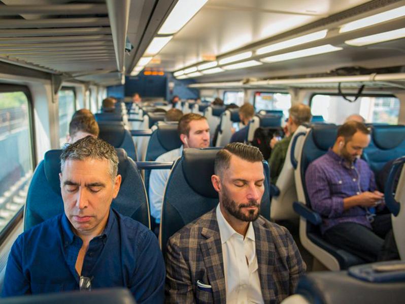Comment méditer dans les transports en commun ?